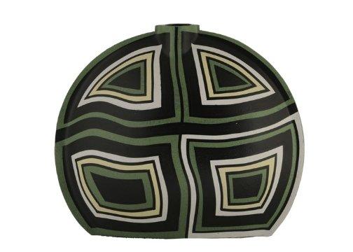 Senso Vase Stone D70 Vasarely Brown Vazo