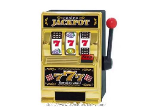 Slot Makinesi Kumbara - Jumbo Slot Bank