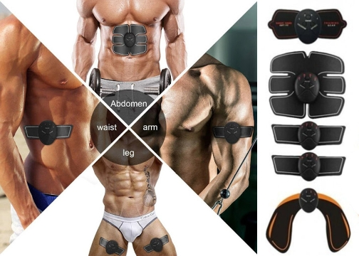 Smart Fitness Series Vücut Geliştirici Elektronik Kemer 10 lu Set