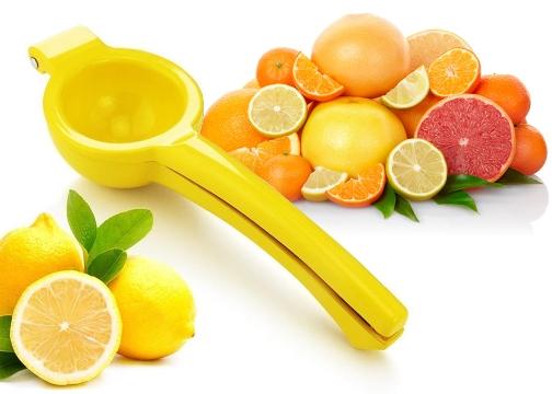 Süzgeç Hazneli Limon Sıkacağı