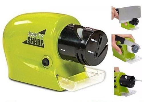 Çok Amaçlı Pilli Bileme Makinesi: Swifty Sharp