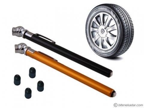 Lastik Basınç Kontrol Kalemi: Tire Gauge