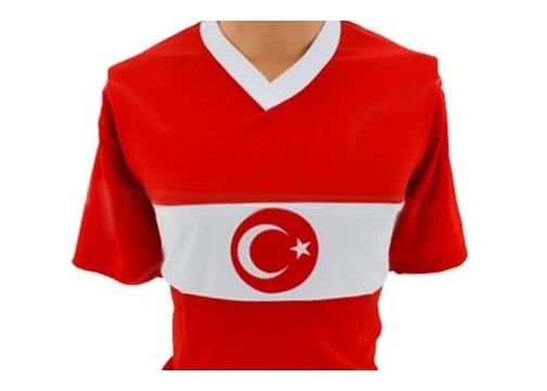 Türkiye T-Shirt - Lisanslı