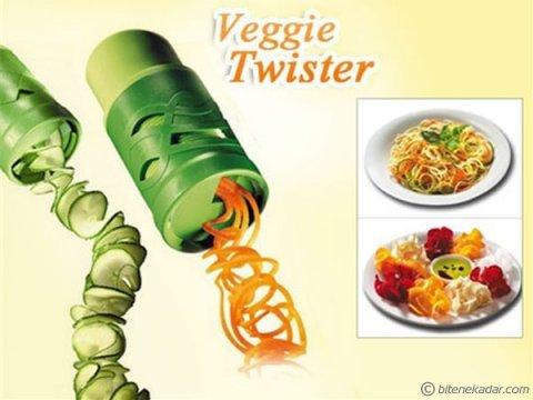 Sebze Doğrayıcı: Twister Sebze Doğrayıcı