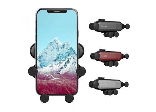 Ahtapot Telefon Tutucu: Araç İçi
