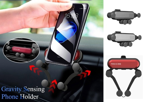 Yeni Nesil Akıllı Araç Telefon Tutucu - This Is One