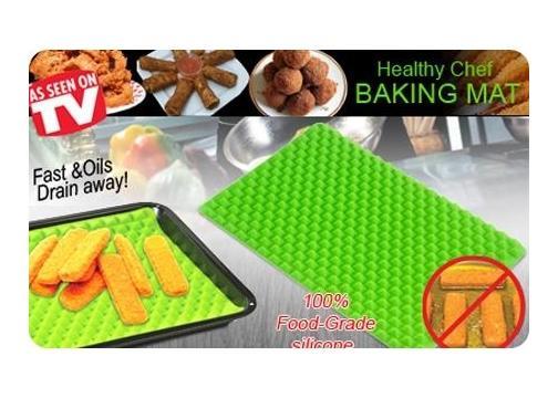 Yeni Nesil Yeşil Pişirme Matı