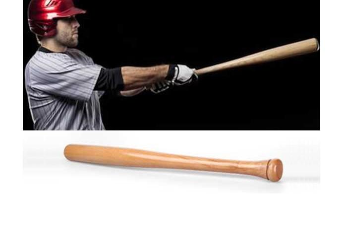 Ahşap Beyzbol Sopası