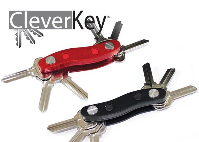 Akıllı Anahtarlık: Clever Key Anahtarlık Organizeri