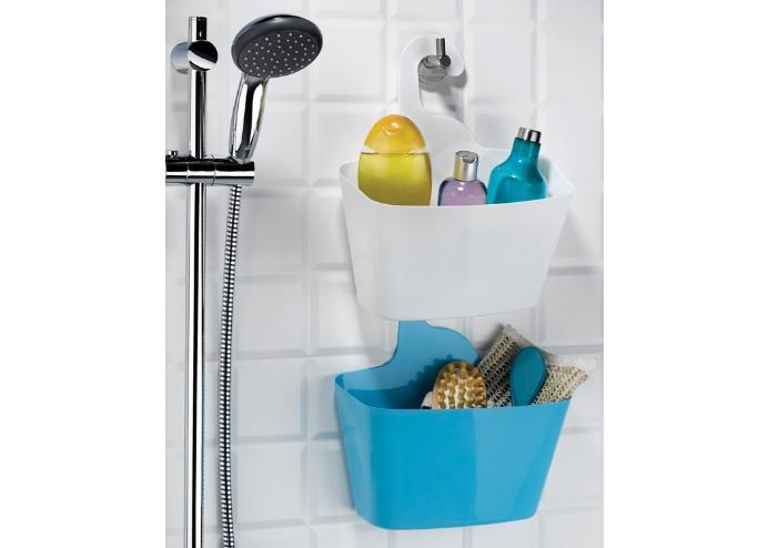 Asılabilir Banyo Sepeti Delikli