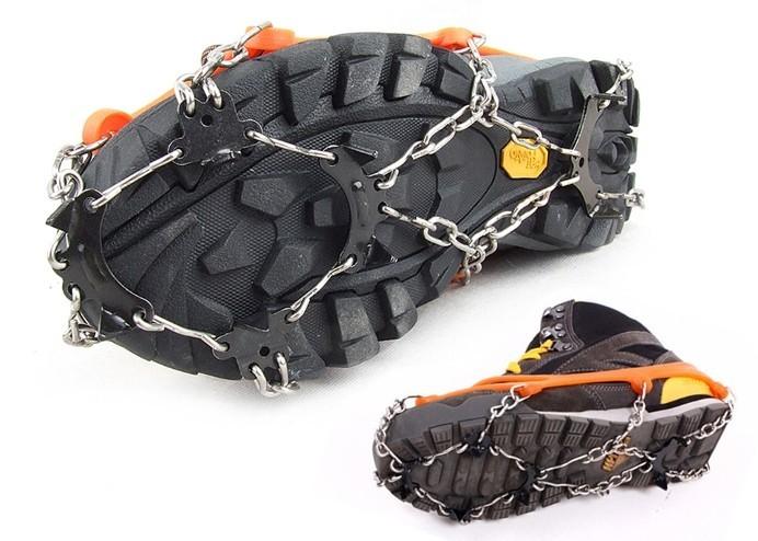 Ayakkabı Kar Zinciri: Gerçek Zincirli Kayma Önleyici Karpatik