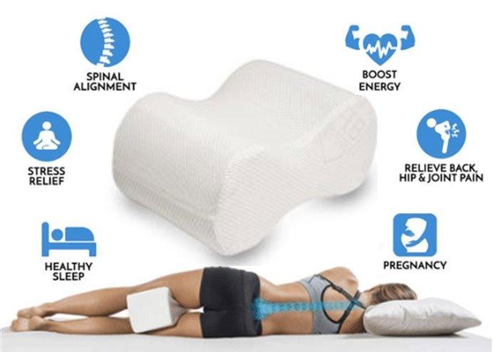 Bacak Arası Minder - Anatomik Yastık