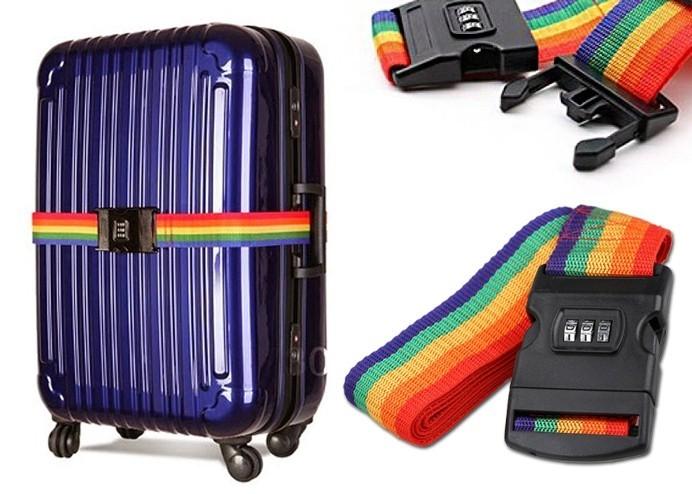 Şifreli Bavul Çanta Kemeri