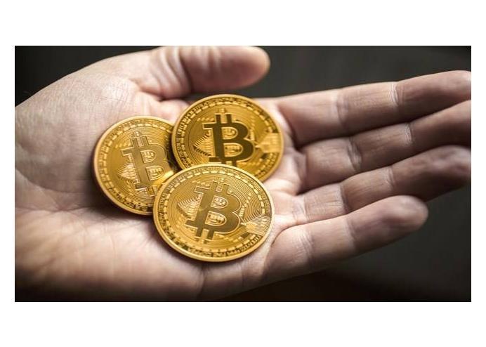 BitCoin Madeni Hediyelik Coin Sanal Para