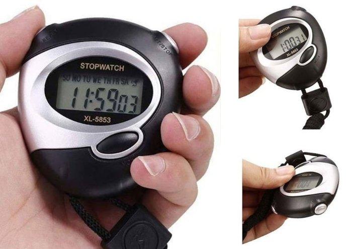 Boyun Askılı Dijital Kronometre