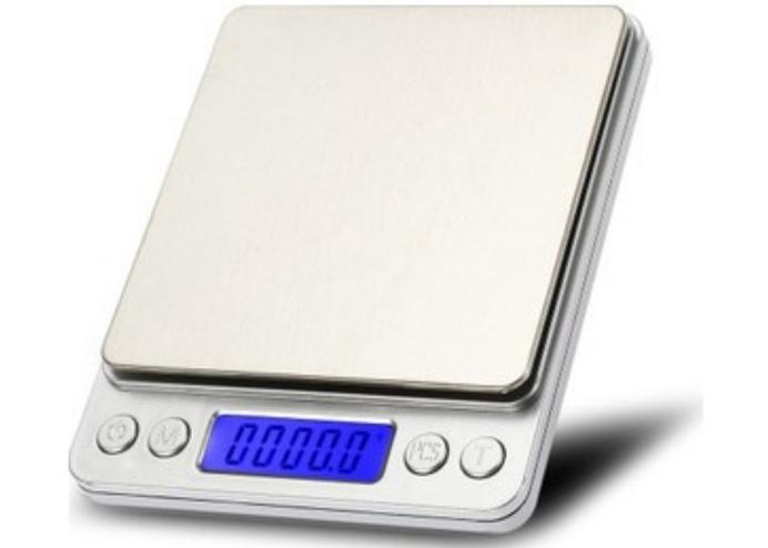 Buffer Elektronik 3 kg Kapasiteli Dijital Hassas Kantar Mutfak Tartısı Terazi