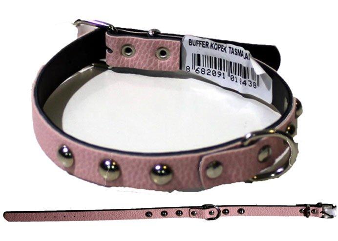 Buffer Yumuşak Dokulu Köpek Tasması (Large)