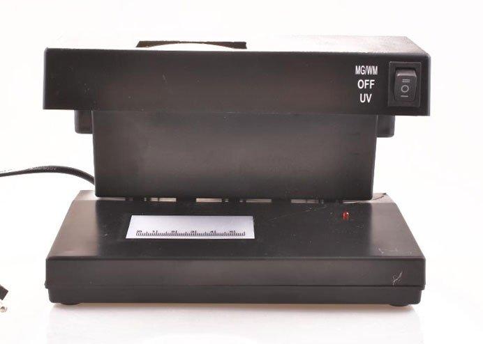 Büyüteçli Sahte Para Kontrol Makinesi-2138