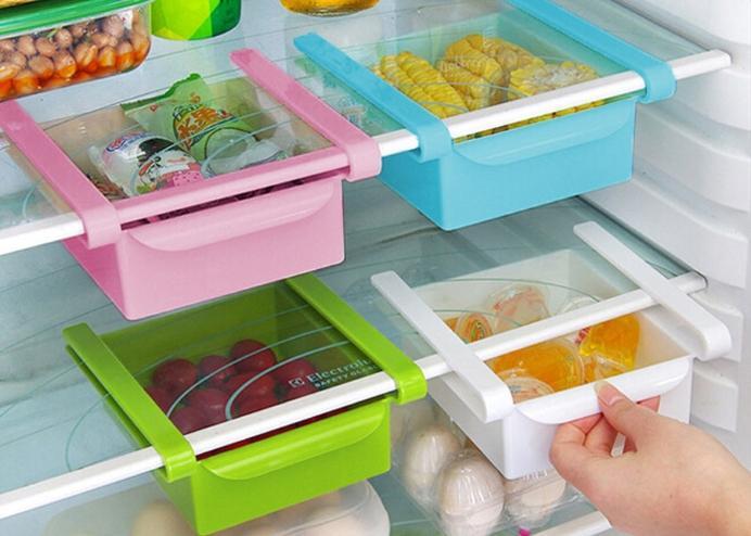 Buzdolabı İçi Geçmeli Organizer Kutu