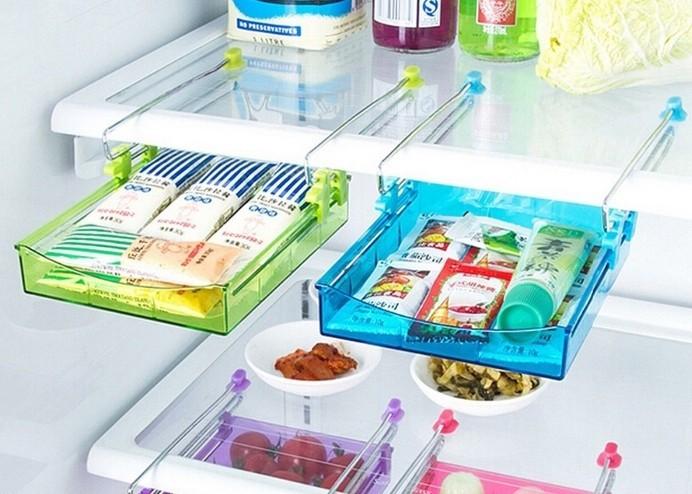 Buzdolabı Rafı: Masa Altı Portatif Raf