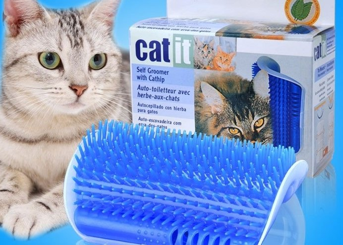 Catit Kedi Kaşınma Aparatı
