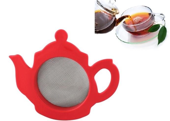 Çay Süzgeci: Çaydanlık Şeklinde Süzgeç