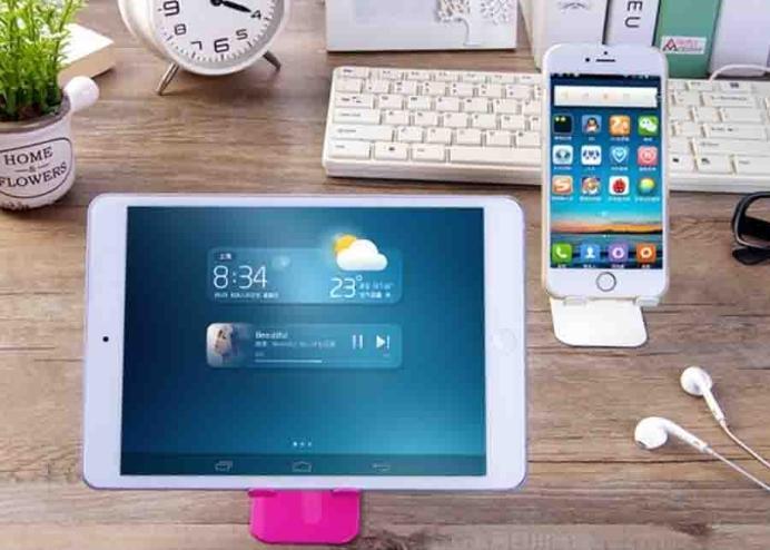 Cep Telefonu ve Tablet Tutucu Stand