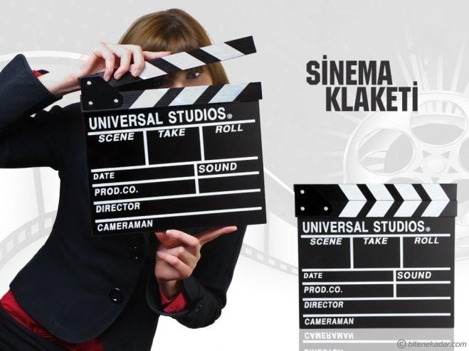 Clapperboard - Sinema Klaketi