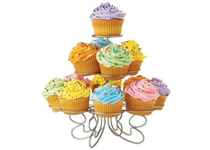 Cupcake Standı: Fancy Wire
