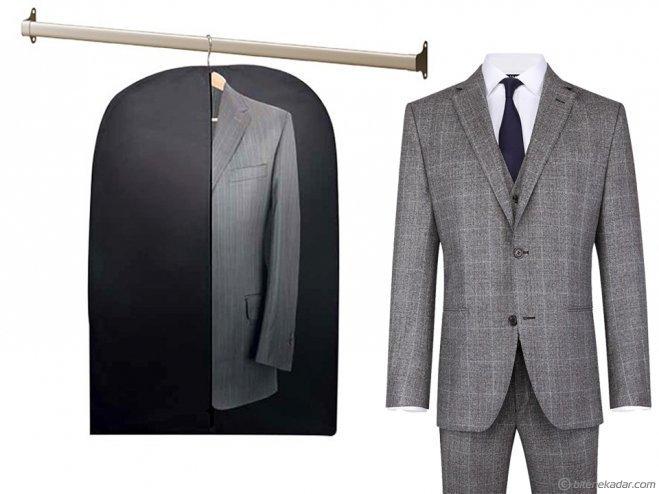 Takım Elbise Taşıma - Koruma Kılıfı