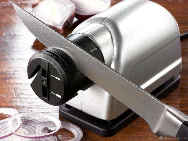 Elektrikli Bıçak Bileme Makinası