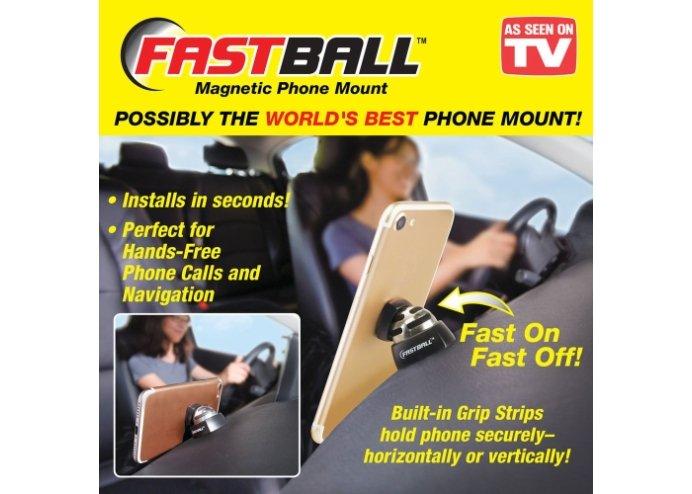 Fastball Magnetic Araç İçi Mıknatıslı Telefon Tutucu