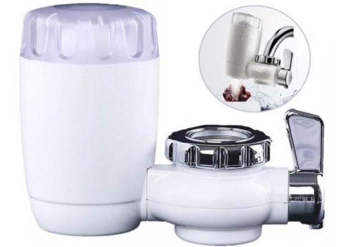 Filtreli Su Arıtmalı Musluk Başlığı Bataryası