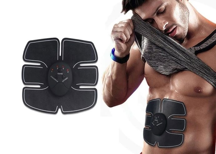 Gym Sixpad Karın Kas Geliştirici Masaj Aleti