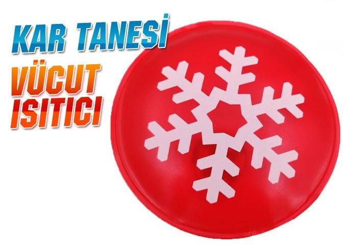 Kar Tanesi Mini Çanta Boy El Isıtıcı