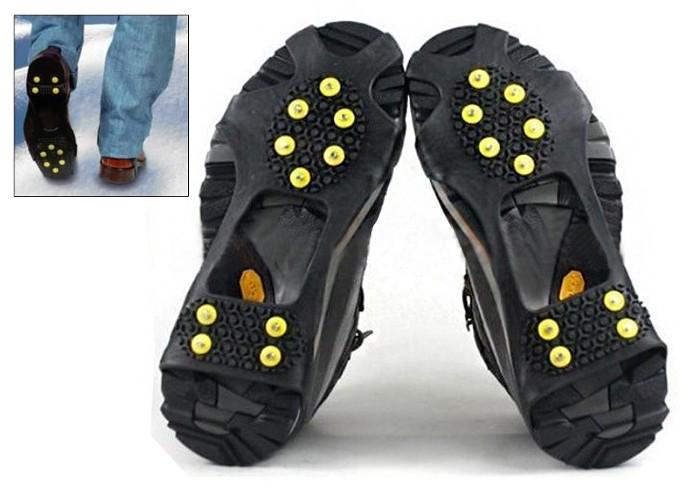 KarPatik Ayakkabı Kar Zinciri: Kayma Önleyici Buzpatik (2 Bölmeli)