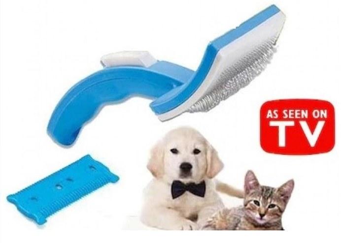 Kedi Köpek Fırçası Otomatik Temizlenen