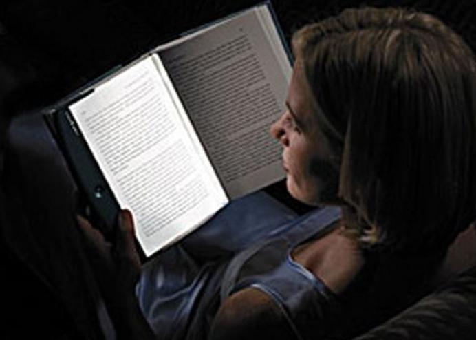 Kitap Arası Okuma Lambası