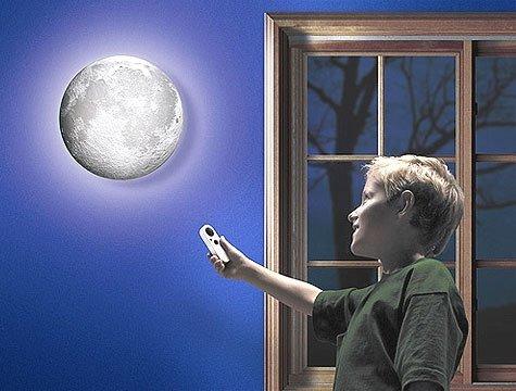 Moon in My Room - Odamdaki Ay (Gece Lambası)