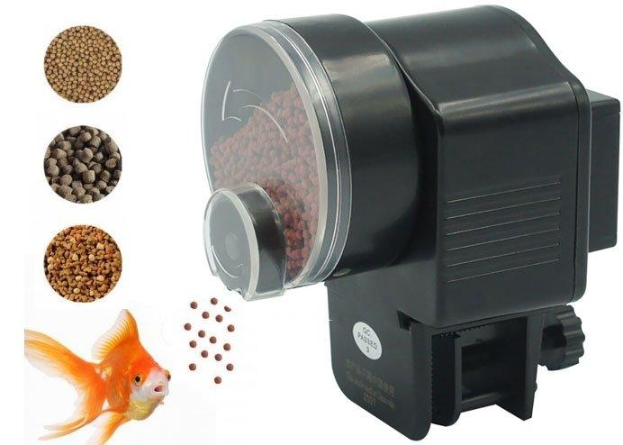 Otomatik Akvaryum Balık Yemleme Makinası - Fish Feeder