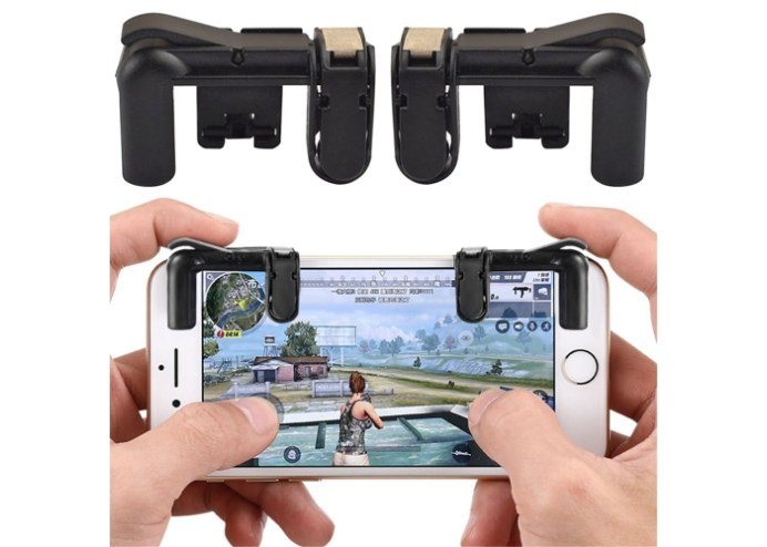 PUBG Oyun Ateşleyicisi - Ateş Düğmesi - L1R1 PUBG Tüm Telefonlar