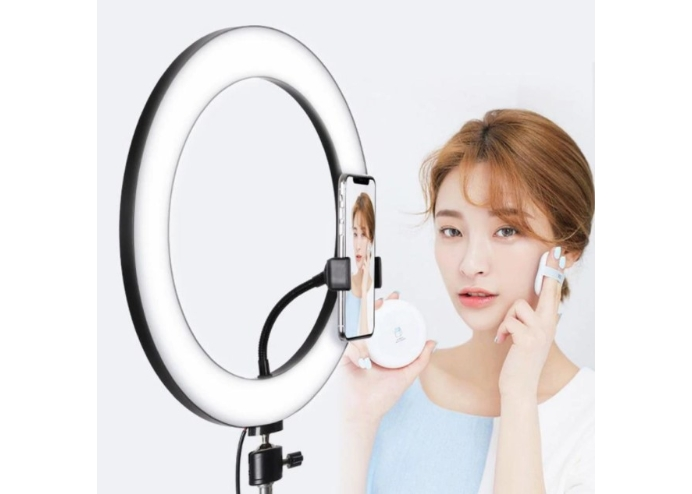 Ring Light Youtuber Makyaj Selfie Led Işığı