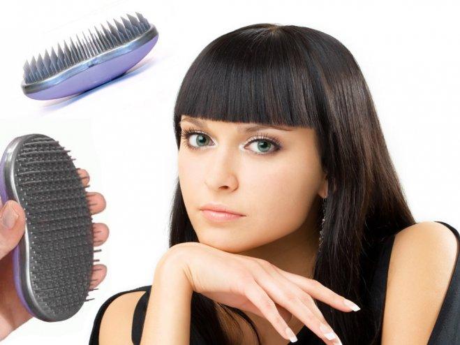 Saç Düzeltici ve Yatıştırıcı Tarak - Hair Bean