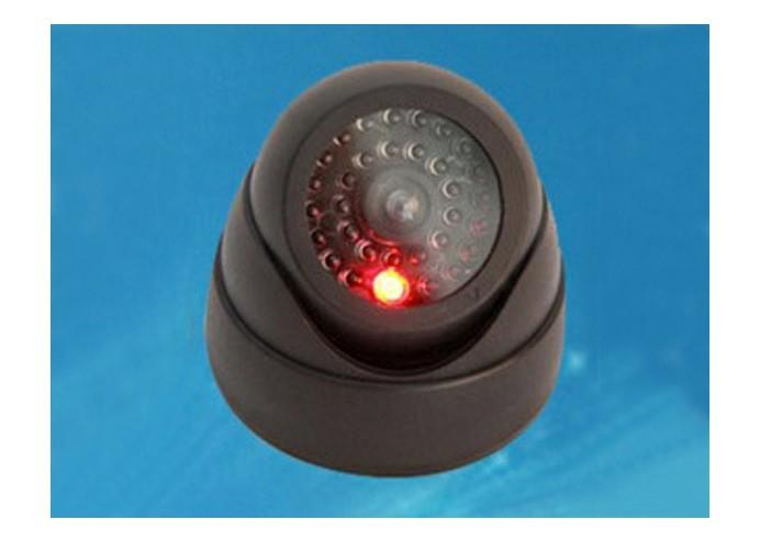Sahte Dome Kamera: Led Işıklı Caydırıcı Kamera