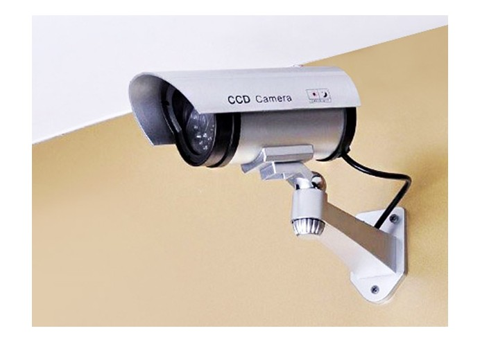 Sahte Kamera: Led Işıklı Caydırıcı Kamera