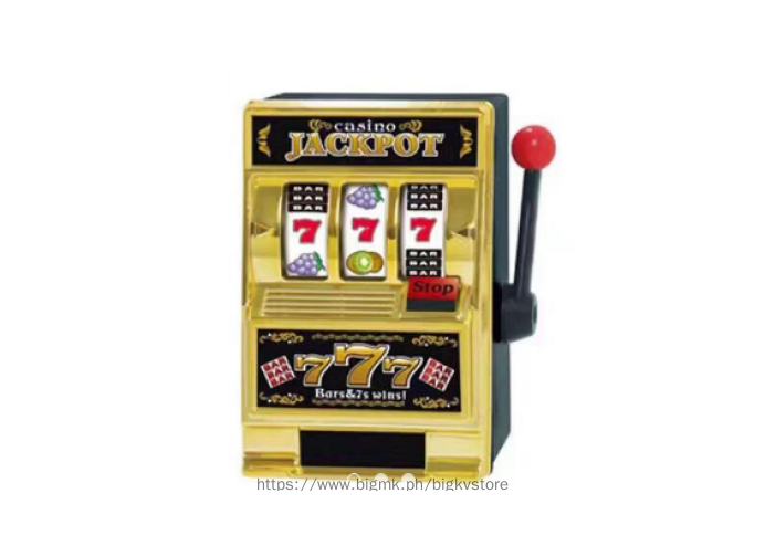 Slot Makinesi Kumbara - Jumbo Slot Bank