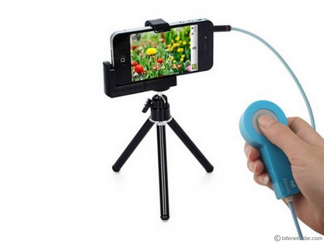 SelfieMatik: M-Shoot Selfie Aparatı