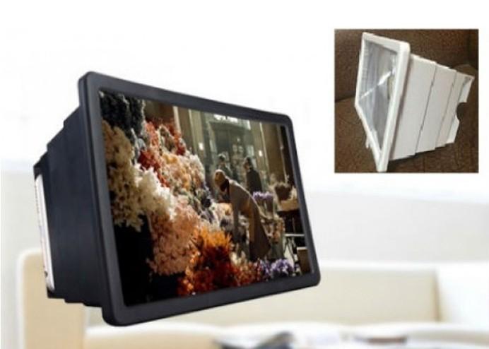Telefon Ekran Büyüteci: Tüplü Tv Görünümlü