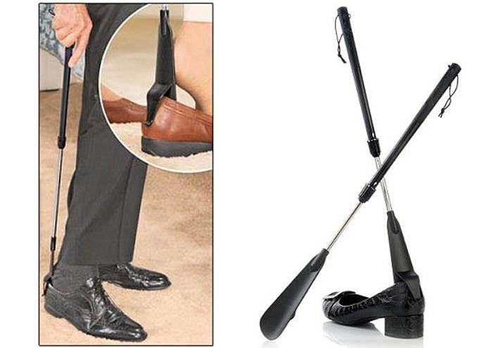 Teleskobik Ayakkabı Çekeceği: Shoe Dini
