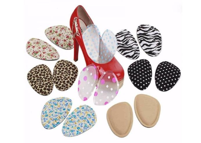 Topuklu Ayakkabı Kaydırmaz Desenli Tabanlık